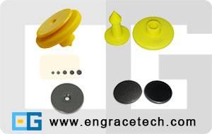 RFID tags, disc, epoxy, laundry, animal