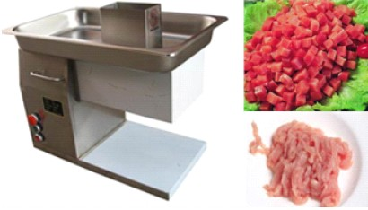 table meat mincer