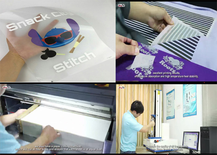 Cheapest Cold/Hot Peel Glossy/Matte Heat Transfer Pet Film Sheet and Roll at Competitive Prices