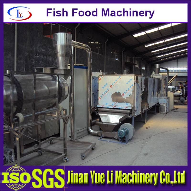 Automatic Pet Food Machine With SGS/Food machine/Snsck machine