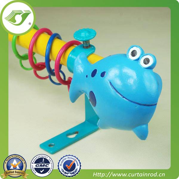Outdoor Curtain Rods/cute children curtain rod