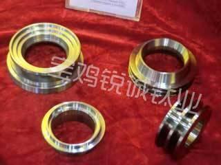 Titanium special parts