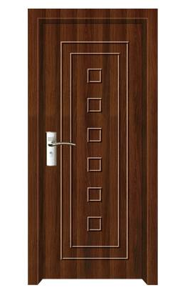 pvc interior security door (MP-020)