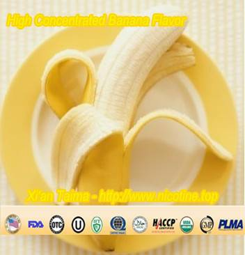 Fruit Flavour Concentrate // Concentrated Banana Fruit Flavour // Concentrated Fruit Aroma