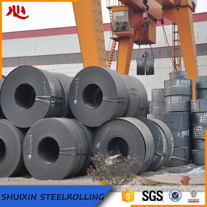 GB black surface for building Q235 hot rolled high carbon steel strip