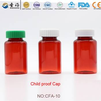 150ml Pharmaceutical Use Empty PET Bottle China Supplier
