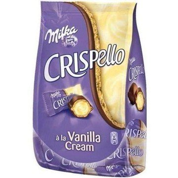 Milka Crispello, I love Milka 110g, Milka Happy Birthday, Milka Thank you