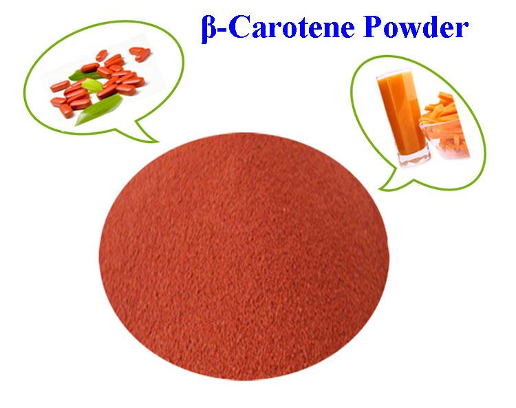 Beta-carotene 1%powder 10% powder 10% beadlet 20% beadlet 30% oil suspension 96% crystal