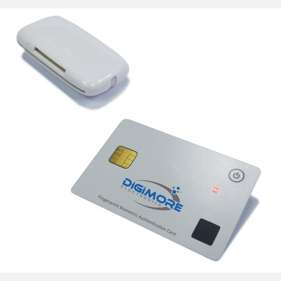 Fingerprint Mifare S50 RFID Contactless Card