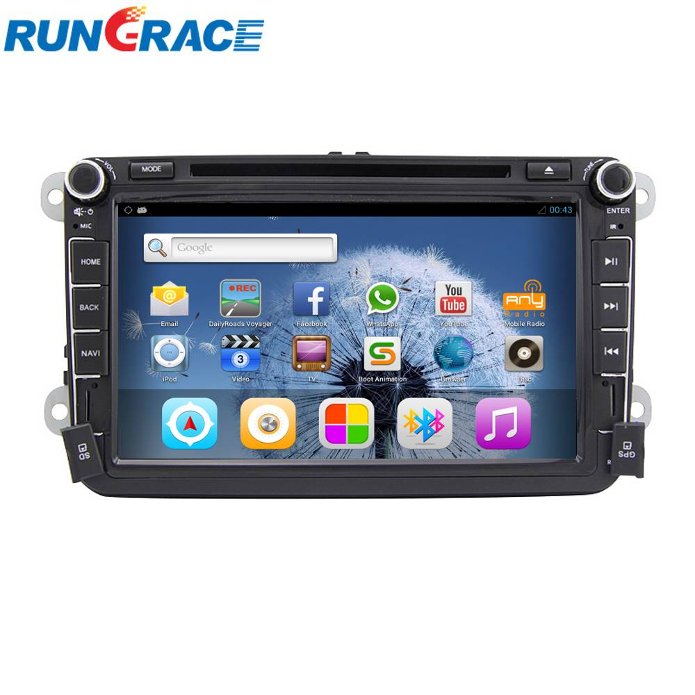8 inch Touch screen Volkswagen DVD Player GPS Navigation for VW Jetta,VW Golf,VW Passat