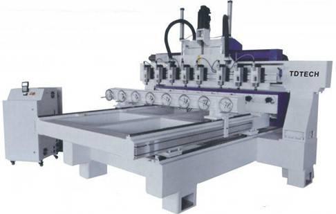 Professional CNC Router 3D ENGRAVER