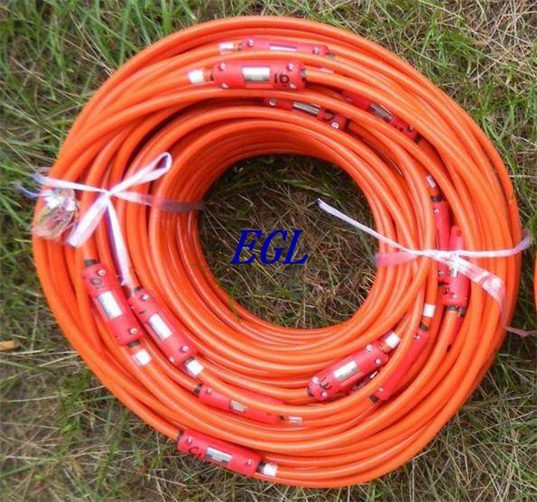 Seismic Refraction Cable 24 Channels