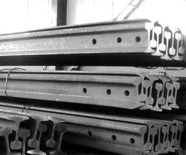 GB 43kg steel rail for crane