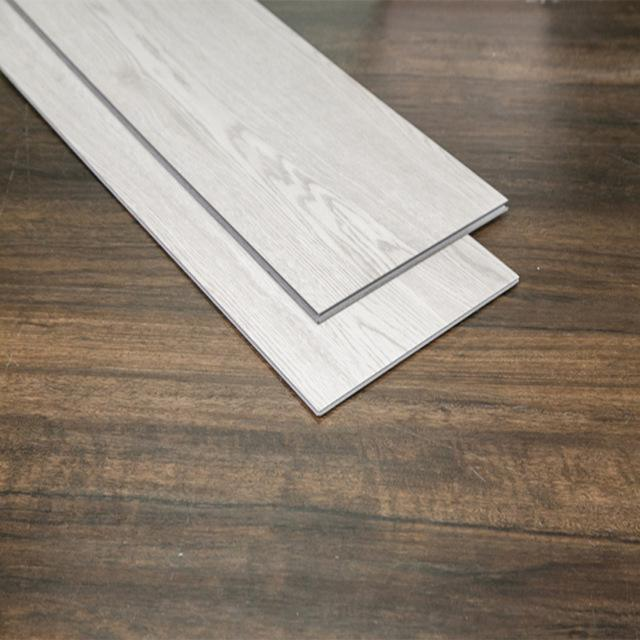 Luxury Plank PVC Vinyl flooring/Click Lock Commercial Wooden LVT PVC Vinyl Flooring