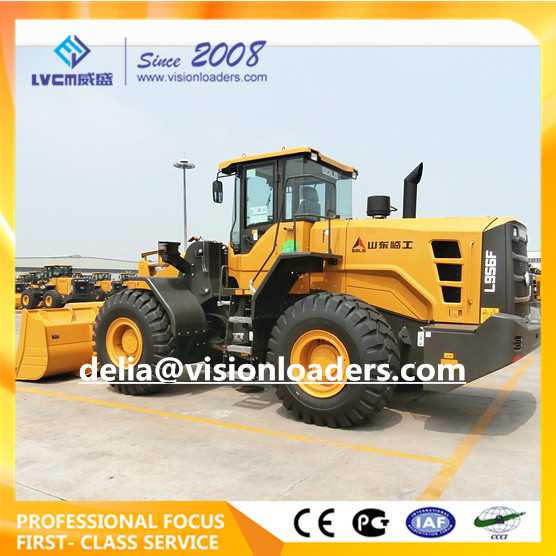 SDLG L956F Wheel loader LG956L Shovel loader for sale