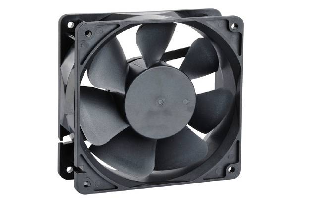 Cooling Fan Supplier 12V DC 120x120x38mm 24V Cooling Fan