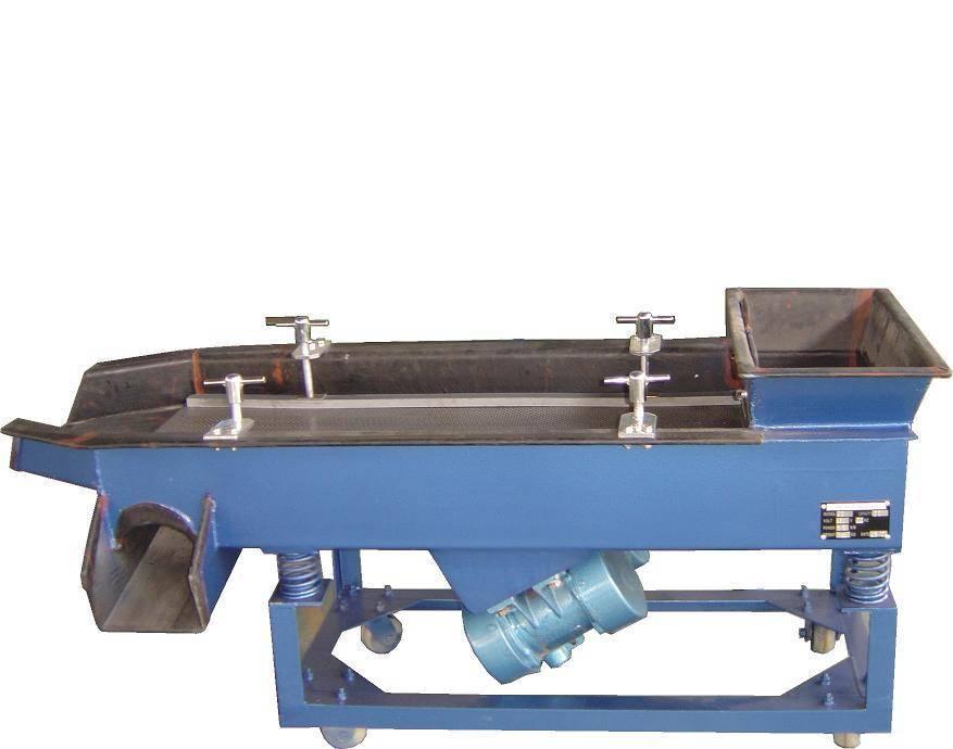 vibratory separator