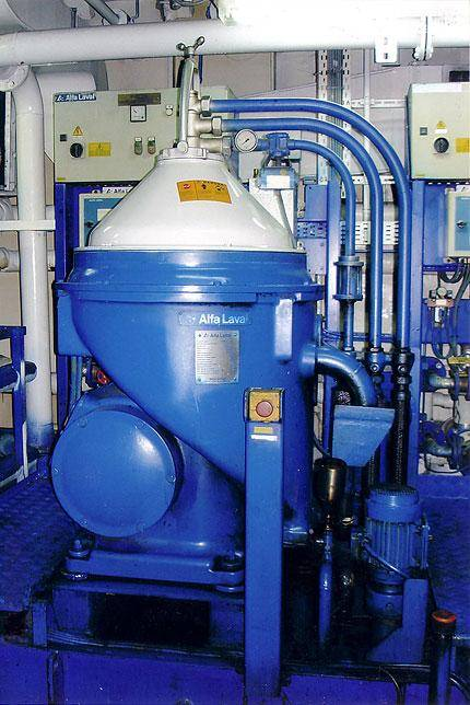 Reconditioned Alfa Laval Oil Purifier, Industrial Separator,Centrifuge,