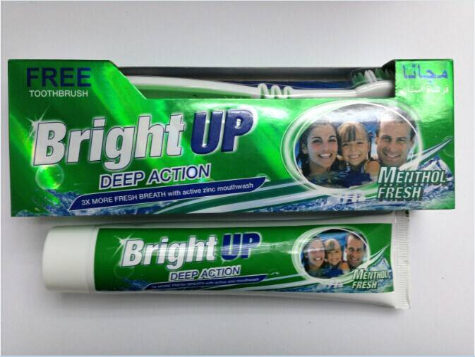 2014 new products toothpaste hot sale in market