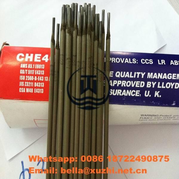Welding electrodes price J422/E6013/E7018/4043 welding rod,welding electrode manufacturer