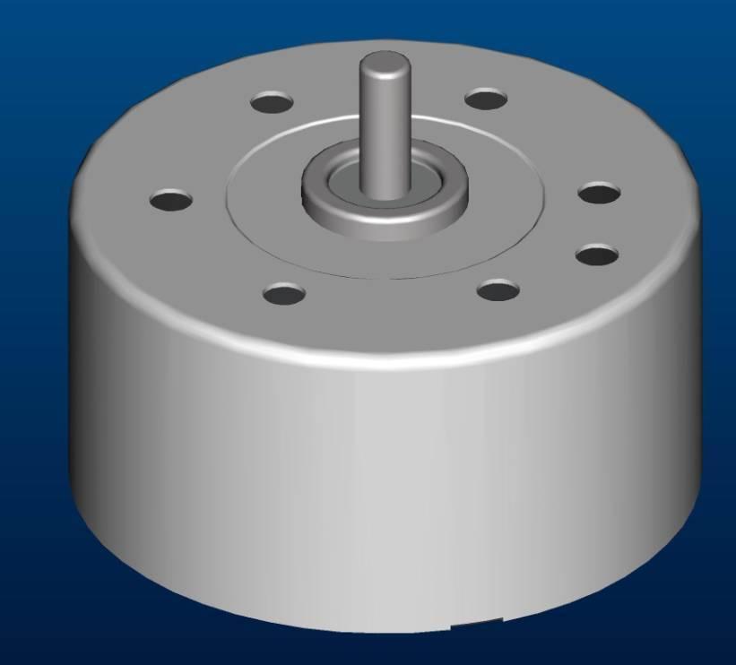 DVD Motor (RF-300F-12350, RF-300C-11440, RF-300EA-1D390)