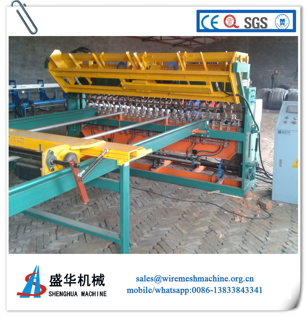 Welded Wire Mesh Panel Machine(width:2.5m)