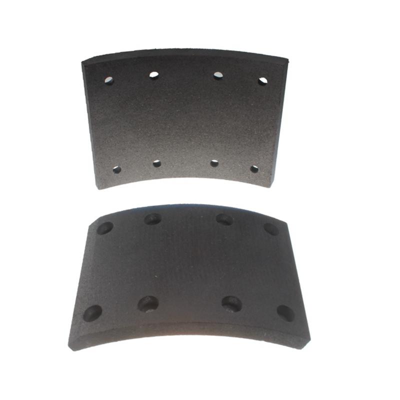 brake lining supplier, Drum brake, Heavy duty, brake lining 17276