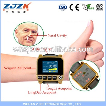 laser watch handy cure devices for health care medical grade laser therapy watch