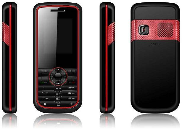 H2819-GSM+CDMA Dual Mode Dual Stand-by Low-cost/Low-end Mobile Phone With MP3/FM/Bluetooth