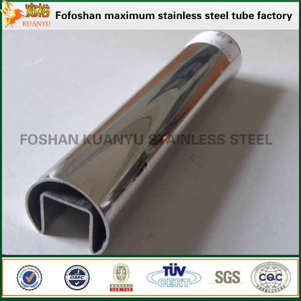 Alibaba sale stainless steel groove pipe tp316 square tubing