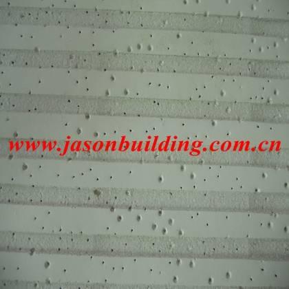 Mineral fiber ceiling board production line