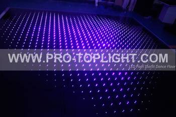 Best selling  rgb acrylic led dance floor