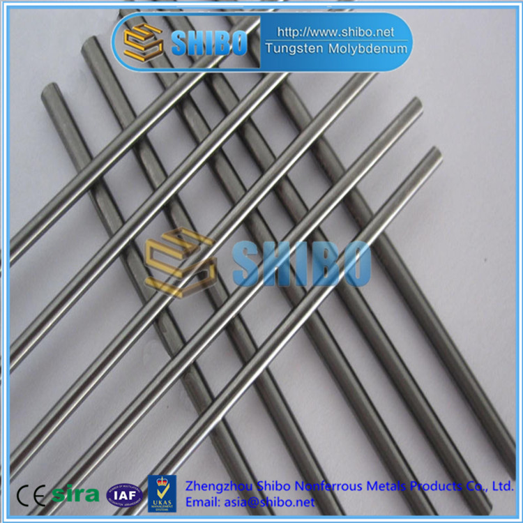 Factory Direct Supply Mo Round Rod with China best quality