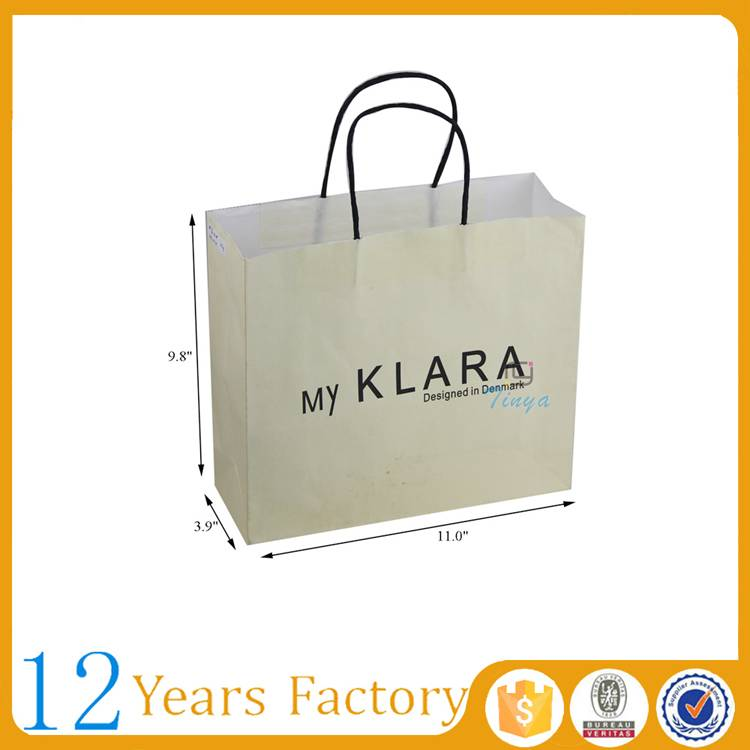 customized printed gift packaging creative bags