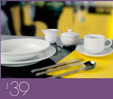 Porcelain Dinnerware (P39)