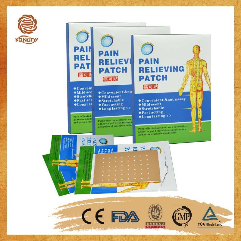 direct factory wholesale price health care pain killer patch