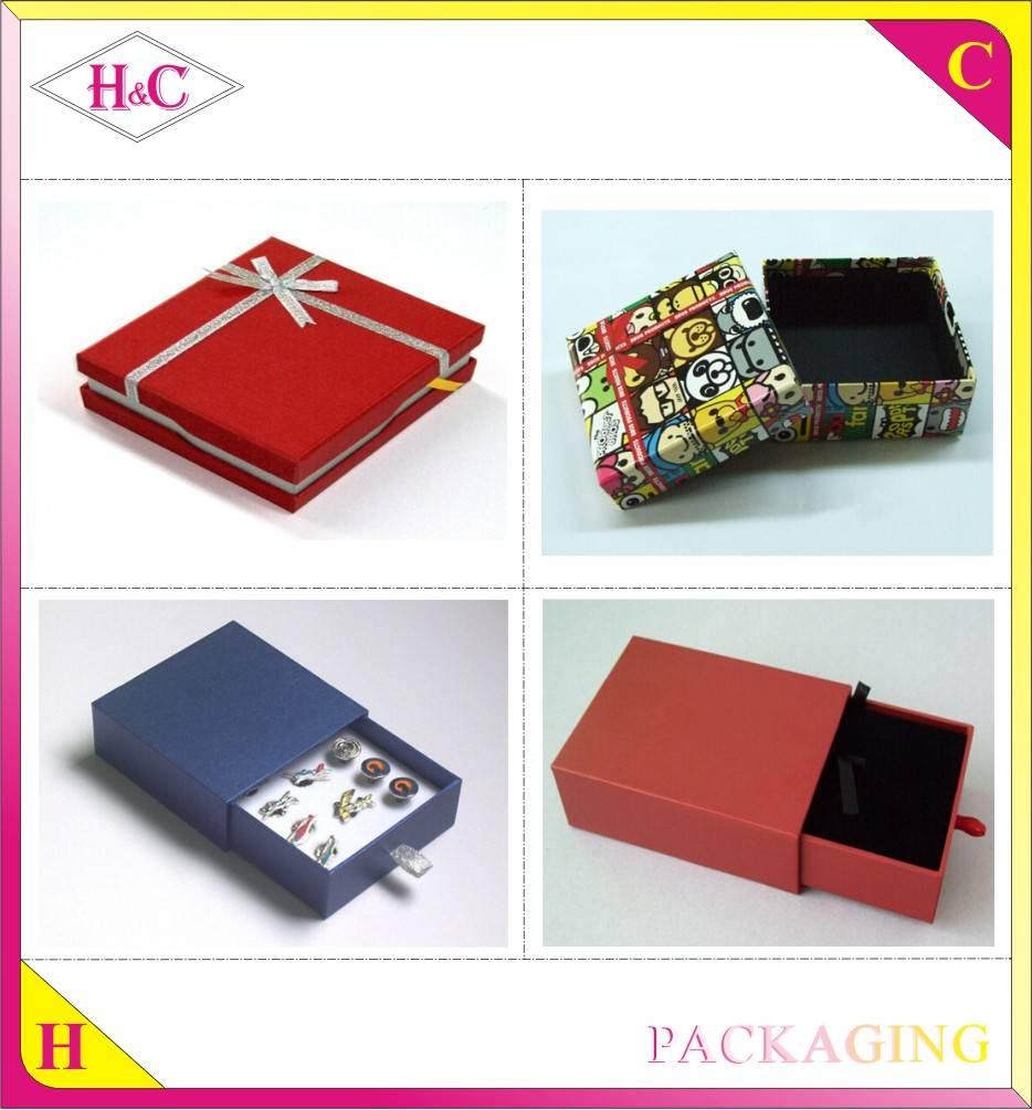 Professional Custom Color Printing Kraft Paper Box Packing