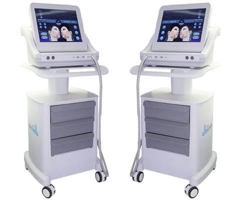 Whosale price Hifu ultrasound Hifu Face lifting and body slimming/2016 Hifu machine