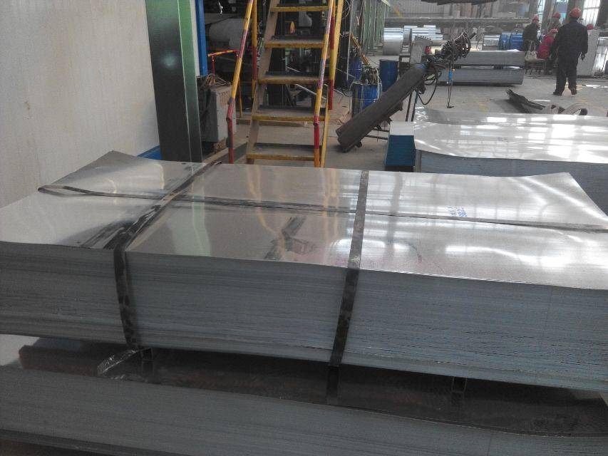0.13mm-1.50mm galvalume steel sheet