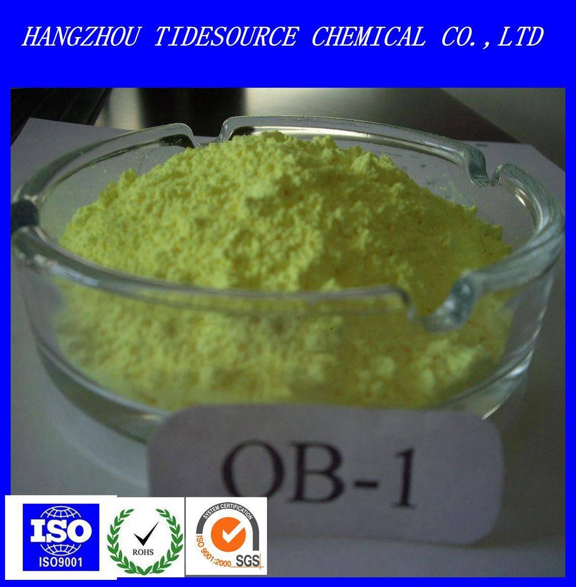 Optical brightener OB-1 /whitener C.I.393 in plastic PP,PE,PVC,PET
