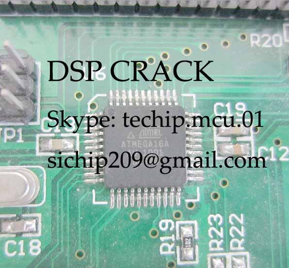 LPC2367 IC crack