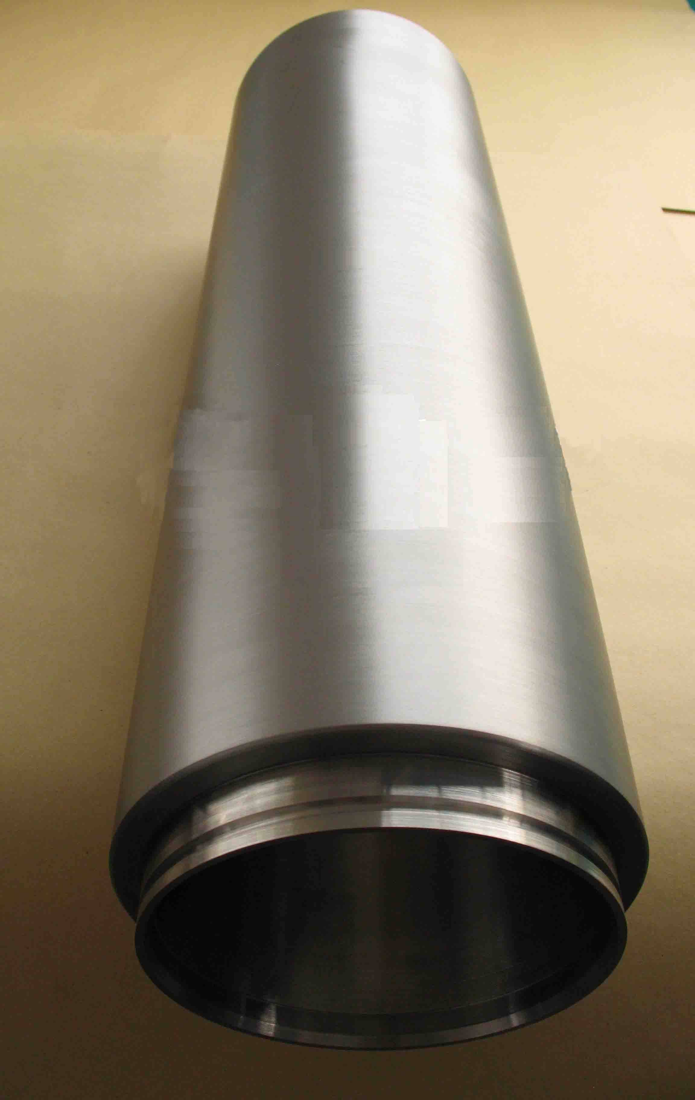 Silicon Aluminum (SiAl) rotary target
