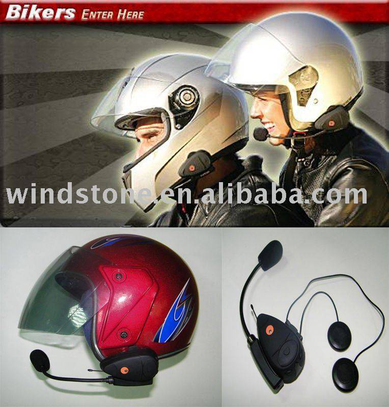 Motorcycle helmet bluetooth intercom headsets BT-9082