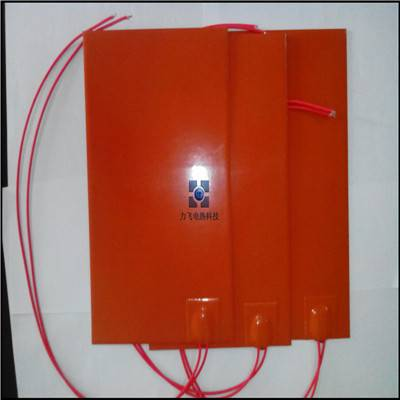 flexible silicone rubber heater made in China