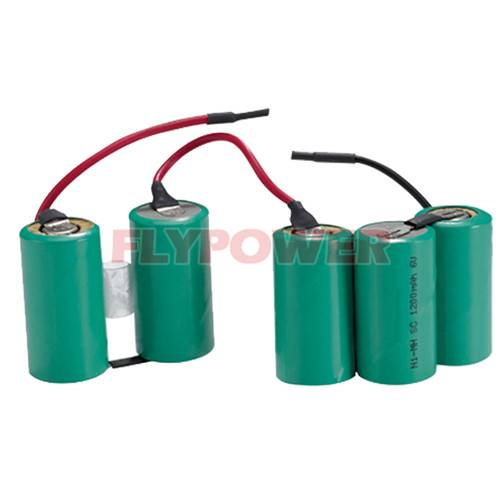 Ni-MH Battery, 6.0V Sc1200mAh Rechargeable Battery Pack (5S of FH-Sc1200)