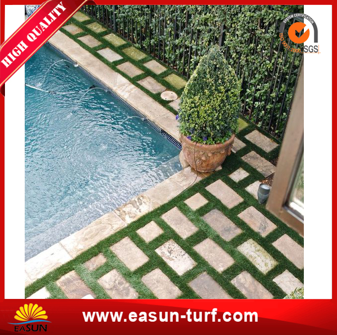 Easun Turf Artificial Grass Fake Turf for Swimming Pool-MY