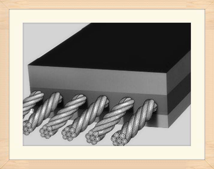 Steel Cord Conveyor Belt ST 630~ST6300