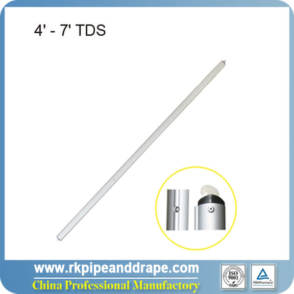 Telescopic Cross Bar: 4' -7' TDS