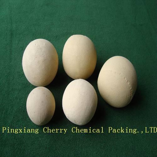 Medium Alumina Bauxite Grinding Ball