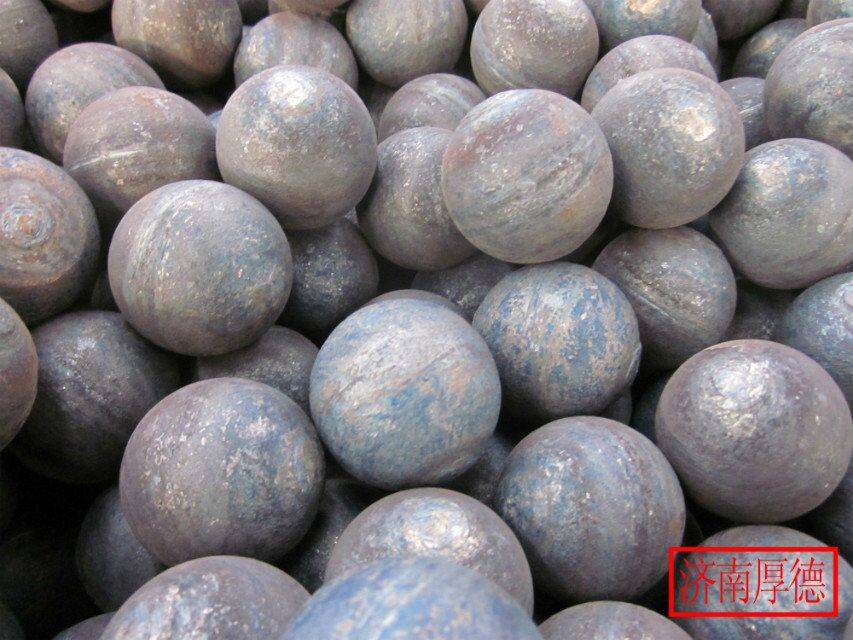 dia20-150mm foeged steel grinding ball for mill